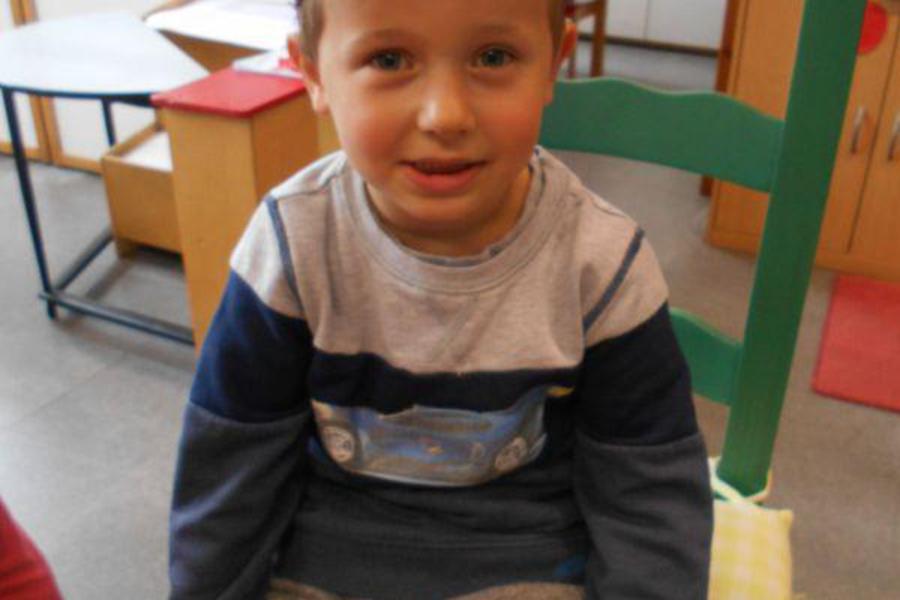 Anthony, 5 jaar!